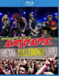 Music videos: Extreme - Pornograffitti Live 25 : Metal Meltdown ...