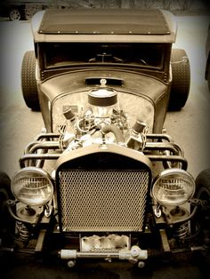 1926 Ford Rat Rod