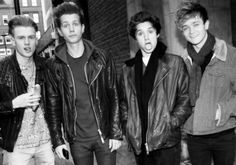 Oh god I'm becoming obsessed with The Vamps.