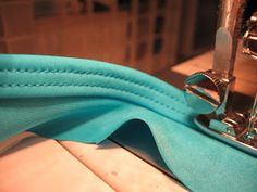 Sewing Tips And Tricks The motherload of sewing swimsuits tips/tutorials. And it's not a hot mess! Sewing Hacks, Sewing Tutorials, Sewing Crafts, Sewing Tips, Sewing Ideas, Techniques Couture, Sewing Techniques, Sewing Clothes, Diy Clothing