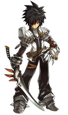 Sword Taker - Elsword