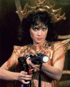 "Dale Arden ""Melody Anderson"" Flash Gordon (1980)"