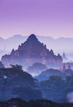 Bagan, Myanmar   By Zay Yar Lin