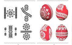 Easter Gift, Easter Crafts, Happy Easter, Easter Egg Pattern, Egg Tree, Paint Drop, Diy Ostern, Ukrainian Easter Eggs, Egg Designs