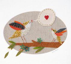Lisa Stubbs - love bird