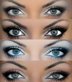 Gorgeous smokey eye makeup and lashes!  Use Avon and get it at www.youravon.com/mkeller0001
