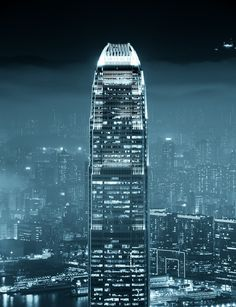 International Finance Centre - Hong Kong, China