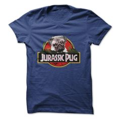 RAAAR! Jurassic Pug Is Here!!! $19 http://www.sunfrogshirts.com/Pets/RAAAR-Jurassic-Pug-Is-Here.html?34281