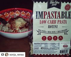 "165 Likes, 7 Comments - ThinSlim Foods (@thinslimfoods) on Instagram: ""Pasta time by @sonja_renea! ・・・ Had to have #seconds of this lowcarb pasta from @thinslimfoods…"""