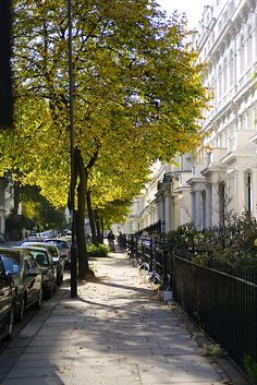Ladbroke Gardens, London (Notting Hill Gate)