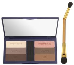 Tarte Eye Solutions Colored Clay Shadow Palette at QVC – Musings of a Muse Eyebrow Makeup, Beauty Makeup, Eyeliner, Top Beauty, Makeup Eyeshadow, Brows, Makeup Obsession, Makeup For Brown Eyes, Beauty Supply