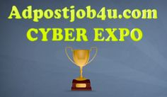 Read Why Adpostjob4u.com CYBER EXPO is famous for their Online Jobs ,  II An ISO 9001:2008 II Award Winning Company II Ad Posting jobs , data Entry jobs