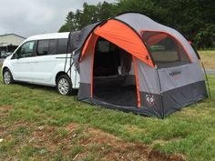 Ford Transit Connect | SUV Tent | Rightline Gear