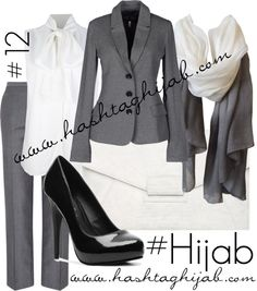 Hashtag Hijab Outfit #12