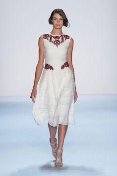 Badgley Mischka RTW Summer 2014 – Fashion Style