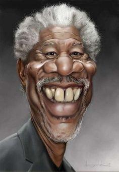 Morgan Freeman | Patrick Stragulski