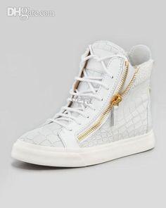 Wholesale New 2015 Genuine Leather Running Shoe Unisex Men Women Sneakers Creepers Guiseppe Brand Zanotty Sports Walking Shoes Zanotty From Yera, $87.36 | Dhgate.Com