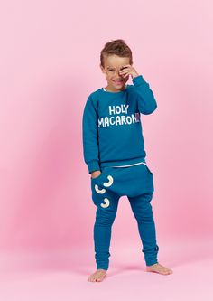Kids fave food clothes by form of happiness.