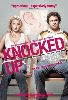 Knocked Up, because Seth Rogen's infectious laugh is quite the charmer. | 17 Films That Make For Better Wingmen Than Your Mates