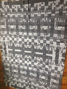 Notendo Glitch Blankets by Glitchaus - Fashioning Technology