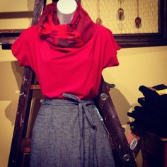 Tamara Top - Frock & Dilettante / Lilikoi/ Made in Canada Winter Fashion 2014, Frocks, Fall Winter, Take That, Canada, How To Make, Tops