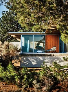 On the Ranch with the James Perse Family Natural Architecture, Architecture Details, Interior Architecture, Modern Exterior, Interior And Exterior, Br House, Home On The Range, Mid Century House, Construction