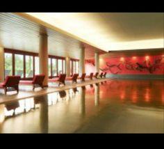 #Spa de #Caudalie en el #Hotel de #MarquesdeRiscal en la #Rioja #Baño en #barrica #farmaconfianza #farmaciaonline #vinoterapia #vinotherapie #wine #uva #grape