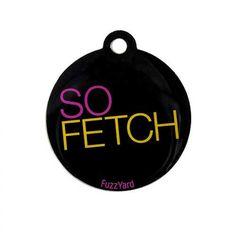 So Fetch 'StreetStyle' ID Tag!