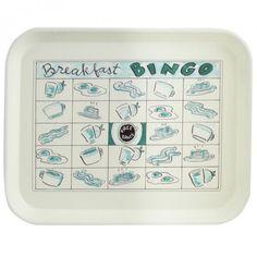 Breakfast Bingo Tray