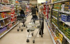 Britain on a Budget: The Rise of the Supermarket Own Labels