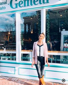 @instinctivelyenvogue #leggings #springstyle #springoutfit #blazer #casualfashion