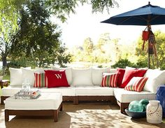 Outdoor Decorating Ideas Look 12 | Pottery Barn