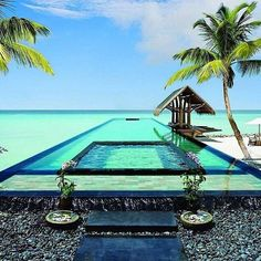 One & Only Reethi Rah, Atolón de Kaafu, Maldivas #kaafu #maldivas #atolon http://www.pandabuzz.com/es/imagen-ensueno-del-dia/reethi-rah-atolón-kaafu-maldivas