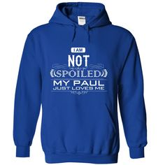 LIMITED EDITION - MY PAUL JUST LOVES ME