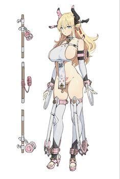 Girls Characters, Fantasy Characters, Female Characters, Anime Characters, Super Anime, Female Character Concept, Cyberpunk Girl, Ecchi, Fantasy Girl