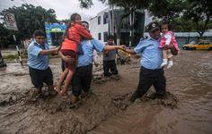 Taís Paranhos: Inundações no Peru deixam 43 mortos