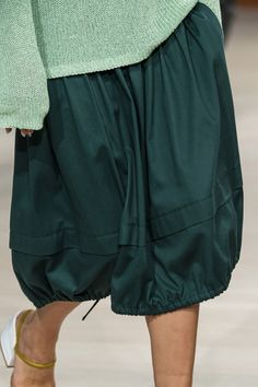 Tibi at New York Fashion Week Spring 2020 - Details Runway Photos New York Fashion, Fashion Show, Dress Up, Runway, Spring Summer, Street Style, Collection, Skirts, Photos