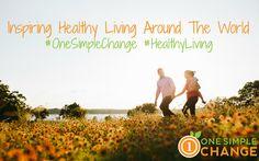 Juice Plus+ is inspiring healthy living around the world #OneSimpleChange #HealthyLiving #JPCanada