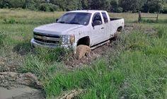 chvy got stuck