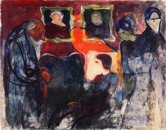 The Athenaeum - The Son (1904) (Edvard Munch - )