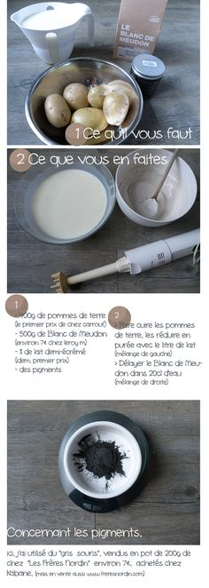 DIY : peinture maison Hobby Farms, Diy Projects To Try, Diy Tutorial, Painted Furniture, Natural Remedies, Diy And Crafts, Treats, Homemade, Crafty