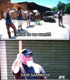 Oh duck dynasty :)