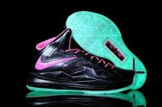 Latest Listing Cheap Floridians Glow in the Dark Nike Lebron X Shoes Store 4a47eea2d1