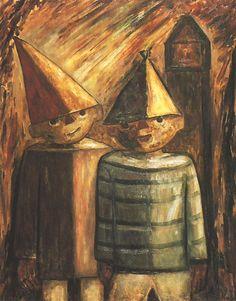 Tadeusz Makowski Polish, Paintings, Culture, Photos, Art, Art Background, Vitreous Enamel, Pictures, Paint