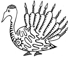 A Once-in-a-Lifetime Thanksgivukkah... the next time Thanksgiving and Chanukah meet will be in the year 79811!