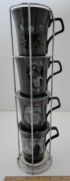 The Nightmare Before Christmas mug set - NECA