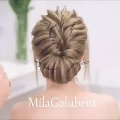 39 Fab Bridal Hair Style Ideas For Every Lenght! - Tyleen - 39 Fab Bridal Hair Style Ideas For Every Lenght! Box Braids Hairstyles, Wedding Hairstyles, Hair Upstyles, Cool Braids, Short Braids, Magic Hair, Hair Videos, Makeup Videos, Hair Designs