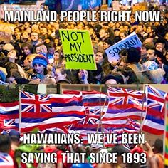 IS HE YOUR PRESIDENT? - http://FreeHawaii.Info  #DonaldTrump #HawaiianKIngdom #FreeHawaii #GoHawaii #LetHawaiiHappen