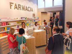 #Farmacia Garriga | Sabadell (Spain - España) #retail #shop #store #architecture #pharmacy #design #farmacia #diseño #arquitectura