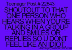Those people are awesome. So I rarely find them -_-